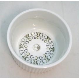 Mini cocotte ceramic round