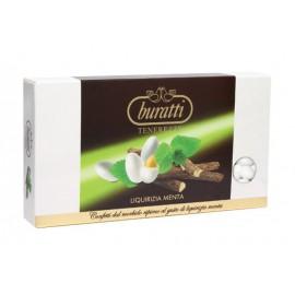 Confetti tenerezze Buratti - gusto Liquirizia e menta