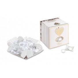 Confetti tenerezze Buratti - colore bianco