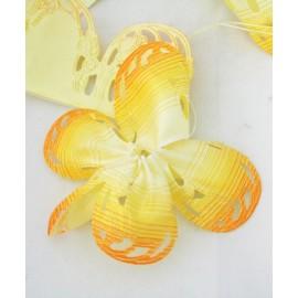 Tape door confetti-faded col. yellow