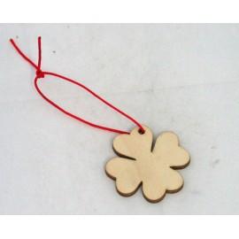 """Key holder """"Ladybug"""" with. Wood"""