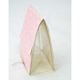 "Box-square ""Cloud pink"" - 3,5x6x6cm"