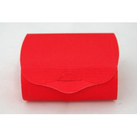 Box Couvette with. Red