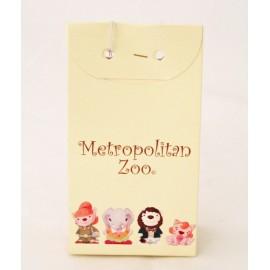 "Box ""the Bag"" Zoo - 4x7x13cm"