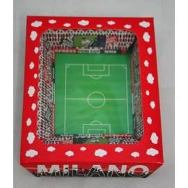 Box Milan - 3x12x10 cm
