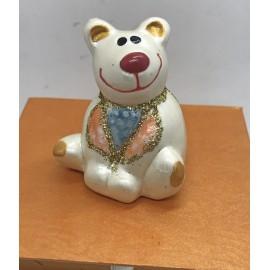 Teddy bear H 6 cm